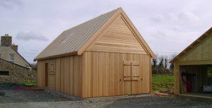 malfaçon sur une construction d'une maison en bois expertisée par ACTE, expert immobilier grand ouest