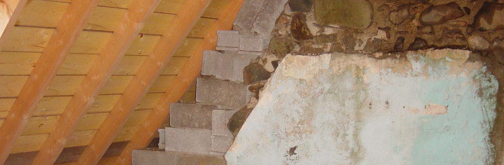 malfaçon maçonnerie rénovation maison