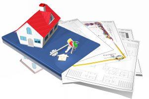 image documents lors d'une vente d'une maison individuelle