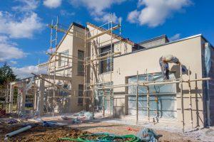 Image construction d'une maison individuelle - groupe ouest expertise immobilier